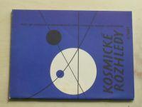 Kosmické rozhledy 3 (1981) ročník XIX.