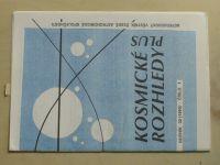 Kosmické rozhledy plus 1 (1994) ročník XXXII.