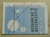 Kosmické rozhledy plus 2 (1995) ročník XXXIII.