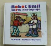 Melíšek - Robot Emil znovu nastupuje (1997) - il. Winter-Neprakta