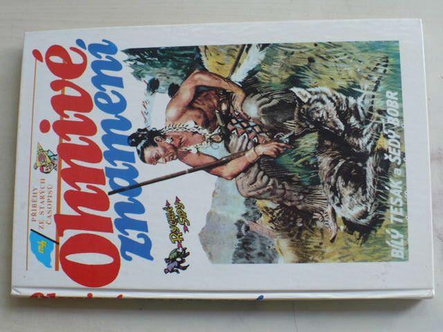 Příběhy ze starých časopisů - Ohnivé znamení (1990)