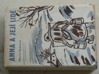 Špetová - Anna a její lidé (1950) Románový obraz života prosté šumavské chalupnice