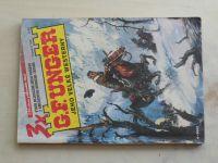 3x G. F. Unger jeho velké westerny sv. 1050 - Divoké město; Osamělý rebel; Star Valley (2001)