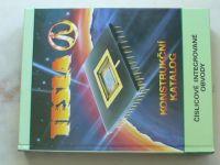 Konstrukční katalog - Číslicové integrované obvody - Tesla Eltos (1990)