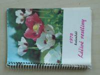 Kresánek, Dugasová - Léčivé rostliny (1978) kalendář (slovensky)