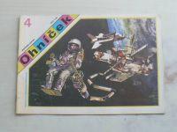 Ohníček 1-24 (1976-77) ročník XXVII. (chybí čísla 1-3, 6, 18-24, 13 čísel)
