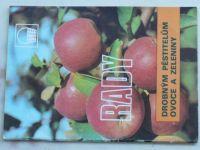 Rady drobným pěstitelům ovoce a zeleniny
