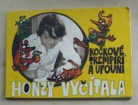 Vyčítal - Kočkové, trempíři a ufouni Honzy Vyčítala (1991) - il. Vyčítal