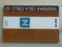 Zácha - Vídeňská cela číslo 107 (1997) podpis a věnování autora