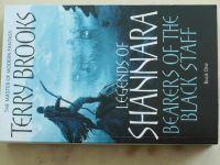 Brooks - Bearers of the Black Staff - Legends of Shannara Book One (2011) anglicky