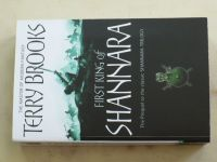 Brooks - First King of Shannara - The Prequel to the classic Shannara Trilogy (2014) anglicky