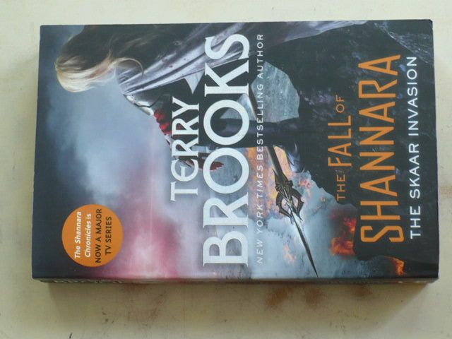 Brooks - The Skaar Invasion - The Fall od Shannara Book Two (2019) anglicky