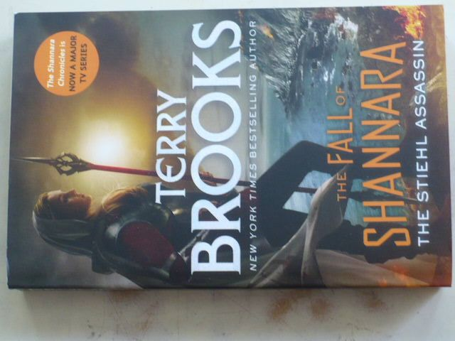 Brooks - The Stiehl Assassin - The Fall of Shannara Book Three (2020) anglicky