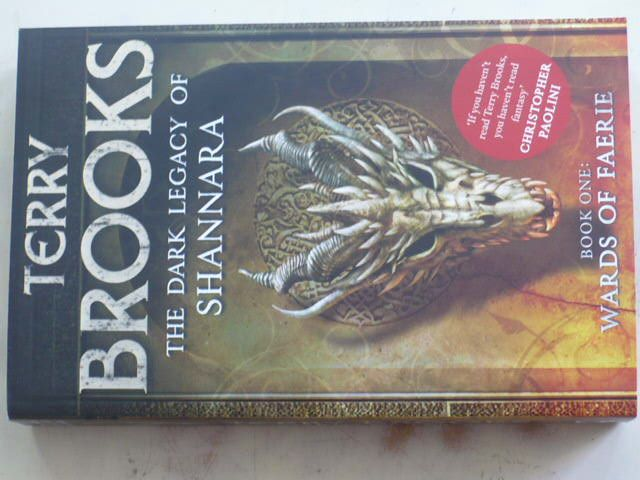 Brooks - Wards of Faerie - The Dark Legacy of Shannara Book One (2013) anglicky