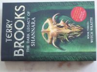 Brooks - Witch Wraith - The Dark Legacy of Shannara Book Three (2013) anglicky