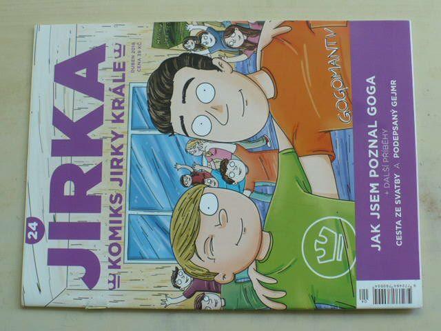 Jirka - Komiks Jirky Krále 24 (2018)