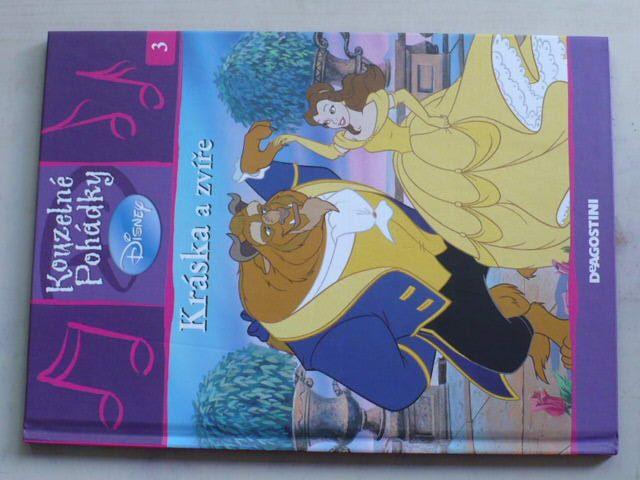 Kouzelná pohádka 3 - Kráska a zvíře (2009)