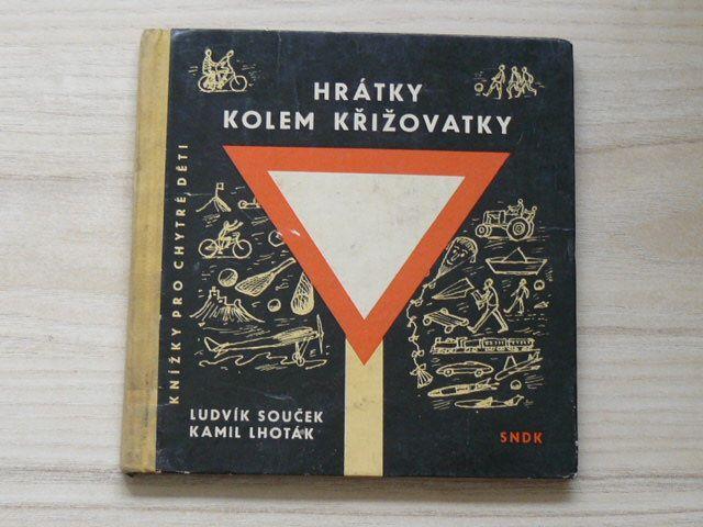 Ludvík Souček, Kamil Lhoták - Hrátky kolem křižovatky (SNDK 1962)