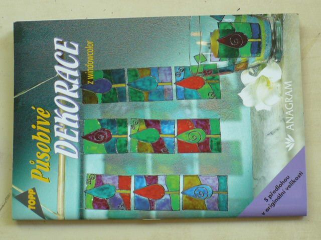 Působivé dekorace z windowcolor (2003)