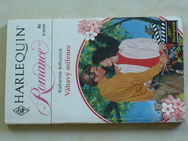 Romance, č. 80: Arthurová - Váhavý milenec (1994)