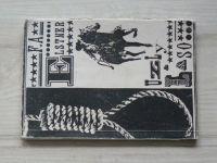 Elstner - Uzly a laso (Profil Ostrava 1968) 1. vydání