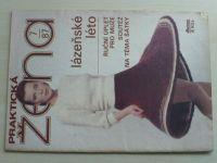 Praktická žena 7 (1987) ročník XXXVIII.