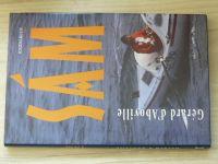 d´Aboville - Sám (1998) převeslování Atlantiku