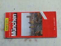 Euro - Stadplan 1 : 20 000 - München (1990)