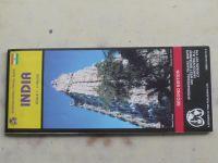 International travel maps 1 : 3 750 000 - India (nedatováno)