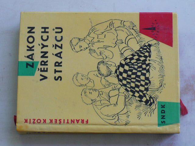 Kožík - Zákon věrných strážců (1964)