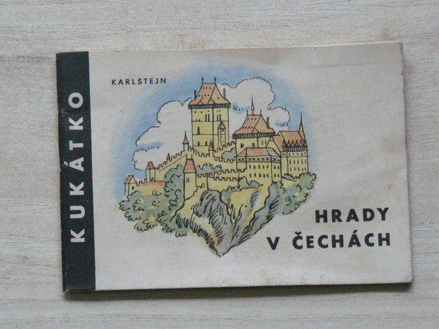Kukátko - Heřman - Hrady v Čechách (SNDK 1961)