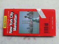 Welt - Stadplan 1 : 15 000 - New York City - Manhattan (1991)
