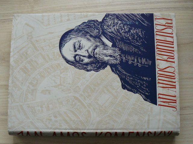 Jan Amos Komenský - Soubor statí o životě a díle učitele národů (1942) usp. Klíma