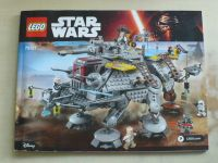 Lego 75157 - Star Wars (2016) návod ke stavebnici