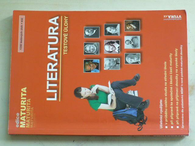 Literatura - Testové úlohy (2009)