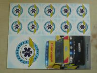 Pexeso Zdravotnická záchranná služba MS kraje (nedatováno)