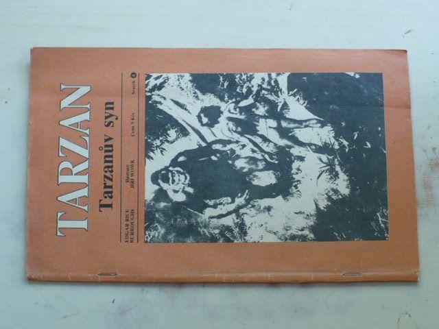 Burroughs - Tarzan - Tarzanův syn (1990) sv. IV.