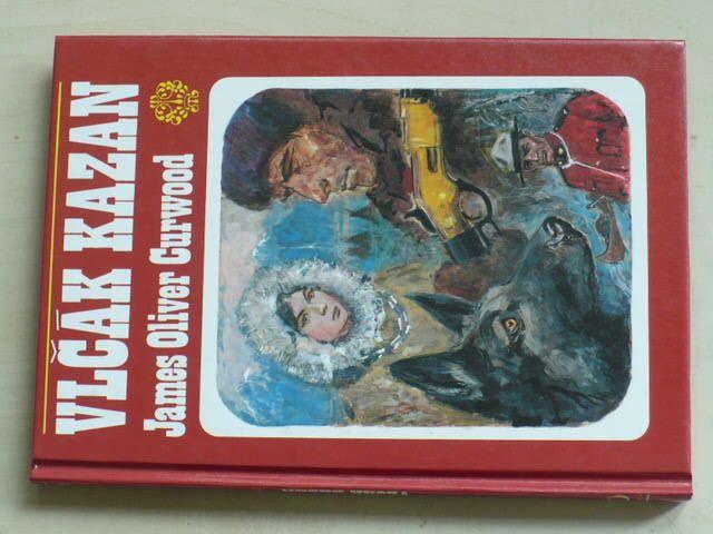Curwood - Vlčák Kazan (1995)
