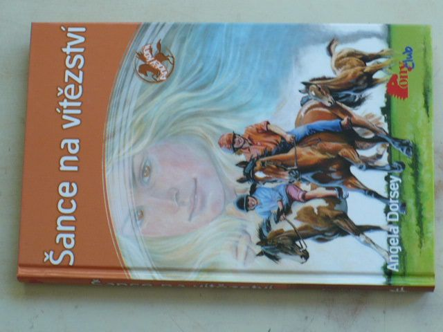 Dorsey - Anděl koní 7. díl - Šance na vítězství (2008)