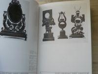 Klasicismus - Empir - Biedermeier - Umělecké řemeslo ve sbírkách MG v Brně (1983)