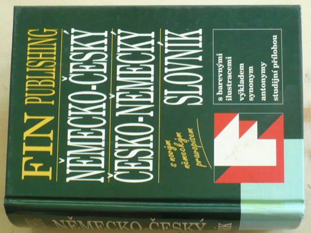 Německo-český česko-německý slovník (1997)