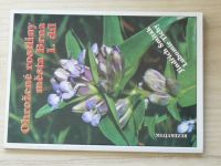 Šmiták, Tichý - Ohrožené rostliny města Brna I. díl (1997)