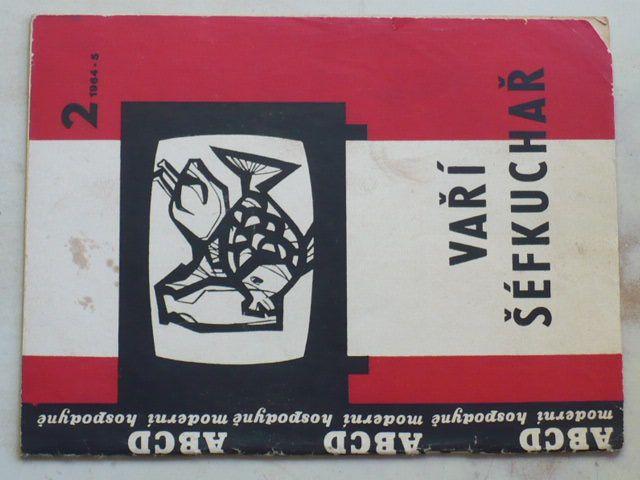 ABCD moderní hospodyně - Vaří šéfkuchař 2 (1964)