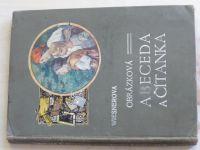 Ambrož - Wiesnerova obrázková abeceda a čítanka