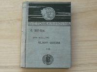 Jan Kollár - Slávy dcera I. - V. (1903) Otto Praha
