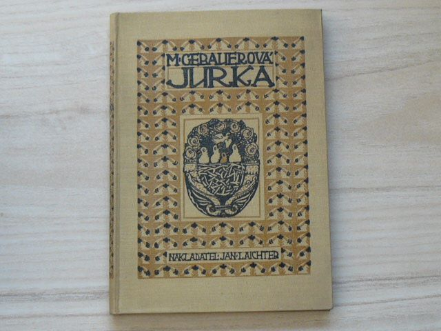 M. Gebauerová - Jurka (Laichter 1922)