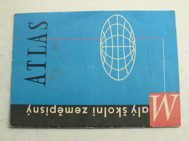 Malý školní zeměpisný atlas (1971)