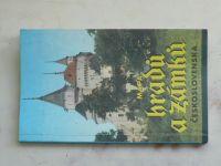 Mapa hradů a zámků Československa 1 : 750 000 (1976)