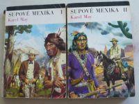 May - Supové Mexika I. a II. díl (1973) il. Burian