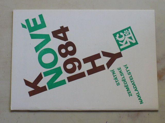 Nové knihy 1984 (1983)